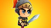 بازی آنلاین جنگجو و سکه ها