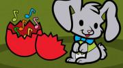 بازی  آنلاین رنگ آمیزی عید پاک
