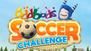 بازی فوتبال چالشی با عجیب غریب ها