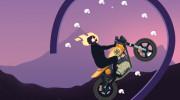 بازی آنلاین شبح موتورسوار