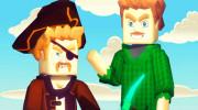 بازی آنلاین کاپیتان ماینکرافت