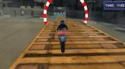 بازی موتور سواری چالشی