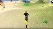 بازی آنلاین موتورسواری در ساحل
