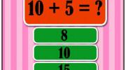 بازی تست ریاضی چالشی