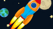 بازی جورچین سفینه های فضایی