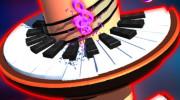 بازی پیانو مارپیچی