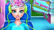 بازی جراح مغز ملکه یخی