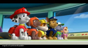 انیمیشن سگهای نگهبان این داستان هاپوها و یه بچه خیلی بزرگ
