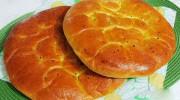 طرز تهیه نان شیرمال خانگی در سه سوت