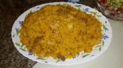 طرز تهیه استانبولی پلو با مرغ لذیذ و خوشمزه