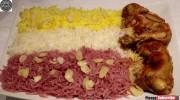 طرز تهیه یاقوت پلو غذای خوشمزه افغانی