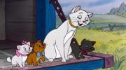 انیمیشن قدیمی گربه های اشرافی