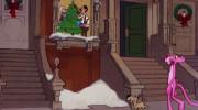 انیمیشن سینمایی پلنگ صورتی این قسمت کریسمس