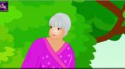قصه تصویری کودکانه / زنی که کوفته اش رو گم کرد