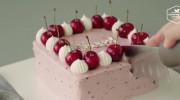 طرز تهیه کیک گیلاسی خوشمزه