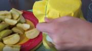 طرز تهیه سرکه سیب خانگی به روش سنتی