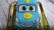 کلیپ تزیین کیک تولد پسرانه