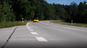 تست شتاب و سرعت از خودرو راف CTR