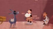 انیمیشن میرزا بلد - قسمت ۵: آقا ضیا
