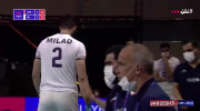 خلاصه بازی والیبال ایران ۰ - ژاپن ۳ لیگ ملت ها ۲۰۲۱
