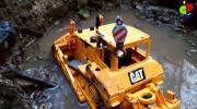 ماشین بازی کودکانه کامیون و کمباین
