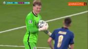 خلاصه بازی ایتالیا و انگلیس یورو ۲۰۲۱ با گزارش انگلیسی