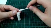 آموزش ساخت قارچ با خمیر بازی