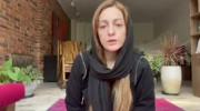 وضعیت شقایق دهقان بعد از سومین باری که به کرونا مبتلا شد