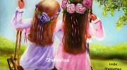 کلیپ روزت مبارک خواهر عزیزم