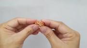 ساخت انگشتر سیمی دخترانه
