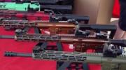 کلیپ جالب خرید انواع اسلحه ها در بازار بزرگ آمریکا