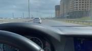 کلیپ طنز وقتی سرعت ماشین بالاس