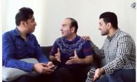 کلیپ خنده دار حسن ریوندی جدید کلمات قلمبه سلمبه حقوقی