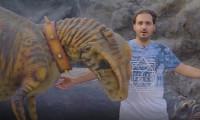 کلیپ طنز جدید آیدین زواری این قسمت حمله دایناسور