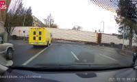 تصادفات جاده ای که با دوربین خودروها ضبط شدن