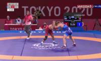 برد حسن یزدانی مقابل سوئیس در المپیک توکیو ۲۰۲۰