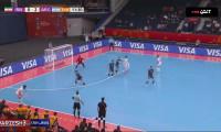 خلاصه فوتسال ایران ۱ - ۲ آرژانتین
