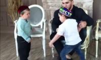 کلیپ دعوا و درگیری بچه ها خنده دار