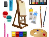 لیست قیمت ابزار نقاشی و رنگ آمیزی