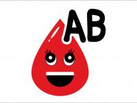 همه چیز درمورد گروه خونی AB منفی