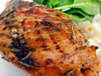 طرز تهیه مرغ گریل شده با سرکه بالزامیک برای افراد رژیمی