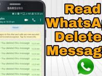 چگونه پیام های حذف شده واتساپ را برگردانیم ؟