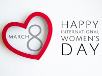 30 عکس و پوستر روز جهانی زن برای پروفایل شیک و خاص