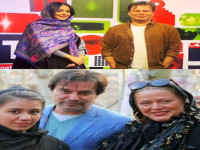 بیوگرافی پیمان قاسم خانی و همسر دومش میترا ابراهیمی