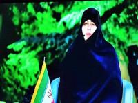 بیوگرافی دختر رئیسی (ریحانه سادات) و مصاحبه جنجالی او