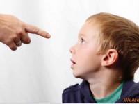 روش های تنبیه کودکان در مراحل مختلف سنی