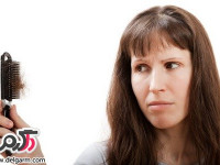 ریزش مو و 6 روش درمان ریزش مو