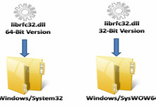 تفاوت بین  پوشه های System۳۲ و SysWowo۶۴ در سیستم عامل ویندوز چیست؟