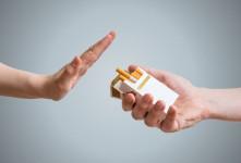 از عوارض و خطرات ترک سیگار بدانید!!