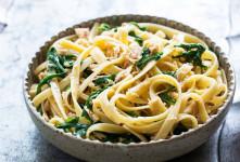 ۱۰ دستور غذایی جدید و خوشمزه با پاستا و ماکارونی + عکس